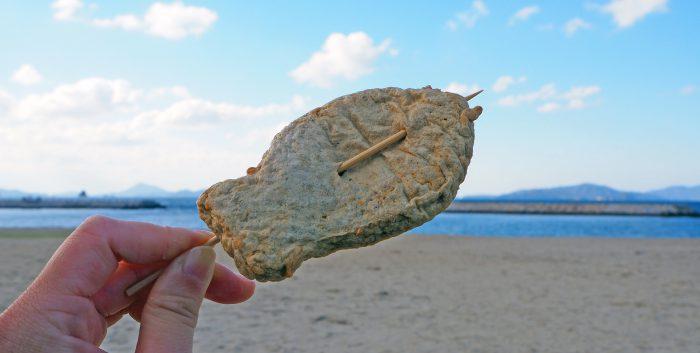 海沿いドライブで立ち寄りたい「風和里(ふわり)」 おやつには揚げたてのじゃこ天がおすすめ