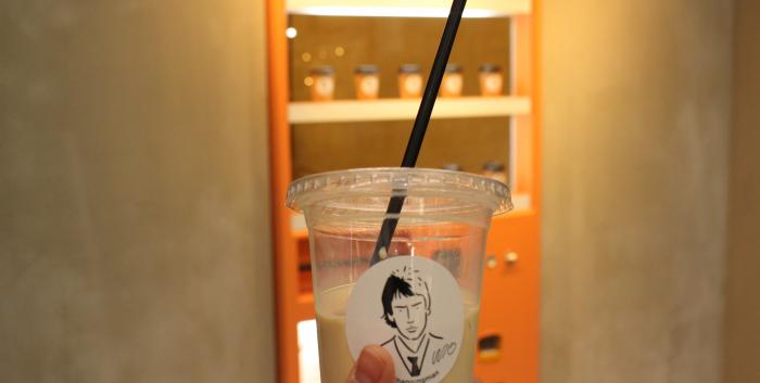 SNSで話題のコーヒースタンド「W/O STAND EHIME」が銀天街に誕生!