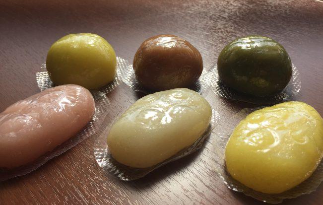 1つからでもどうぞ。醤油餅は松山の郷土菓子@白石本舗