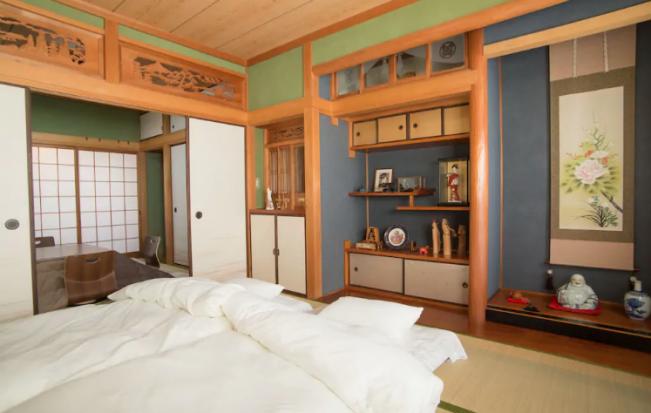 【ゲストハウス DOUGOYADO】グループで泊まれる道後の貸別荘