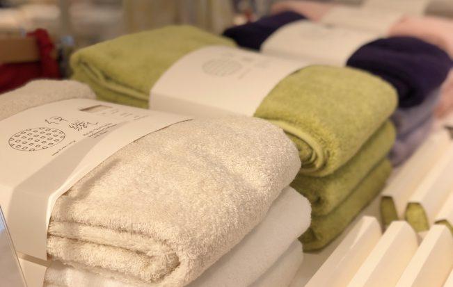世界に誇る高品質のタオルで新生活に温もりを。タオル専門店「伊織」