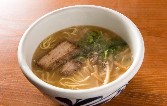 松山の甘口ラーメンの代表格!「瓢太」の中華そばを堪能