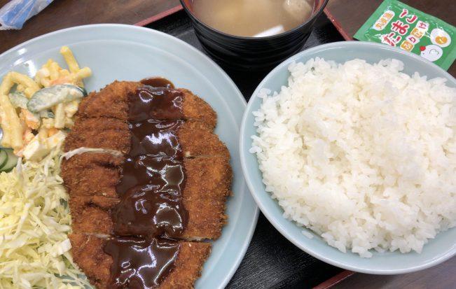学生の味方!! 激安価格でお腹いっぱいになれる昔ながらのご飯屋さん