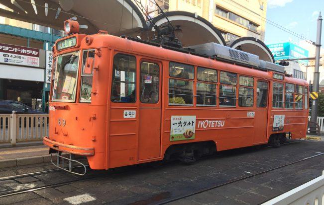 市内電車の1Dayチケットで、気まぐれに・気ままに松山を旅しよう