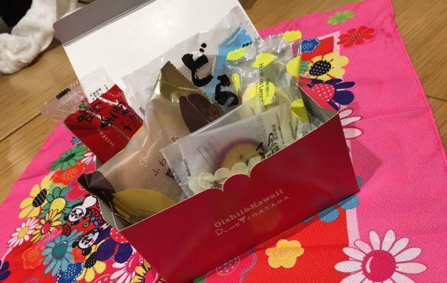 和菓子だけと思ってない??素敵なハタダのお菓子たち