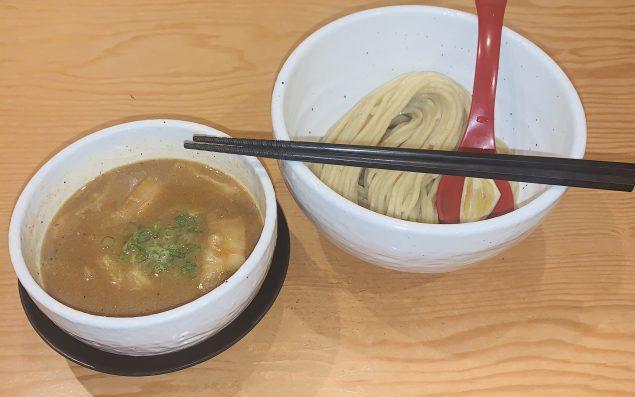 学生必見!松山のつけ麺といえば「つけめん 蔵木」でしょ!