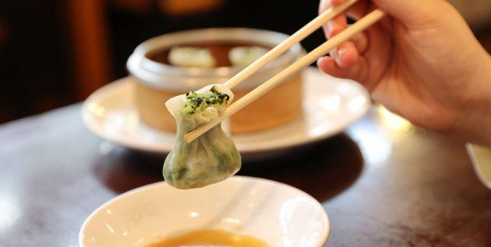 松山で食べる本格点心のお店!