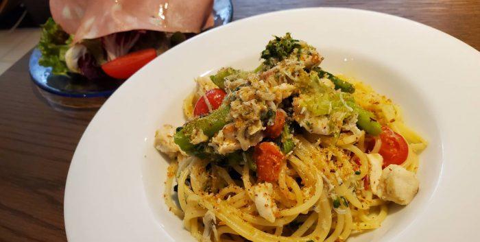 近場で本格イタリアンの味を楽しめる空間